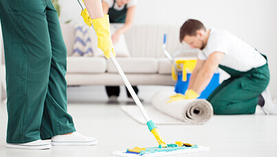 Imatge d'entrada: Tipos de suciedades a limpiar